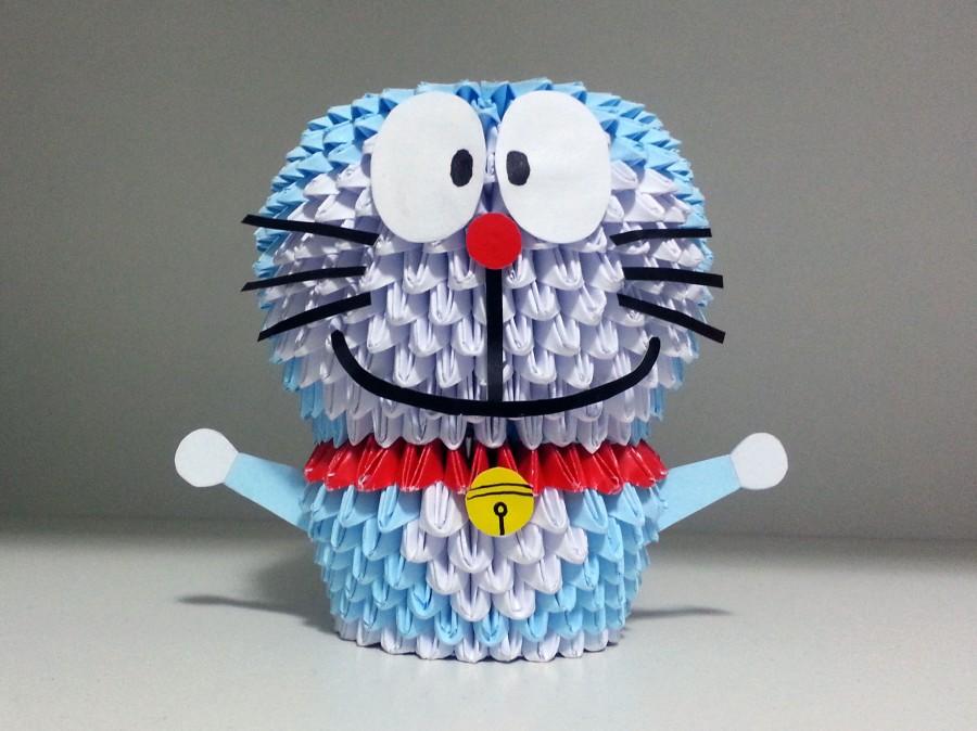 Doraemon…   Album   Mauricio Matsuda   3D Origami Art